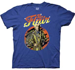 Ric Flair The Nature Boy Mens T-Shirt