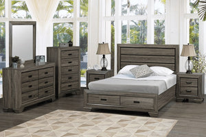 Jenna Queen Bedroom Set [NEW] - Total Home Consignment