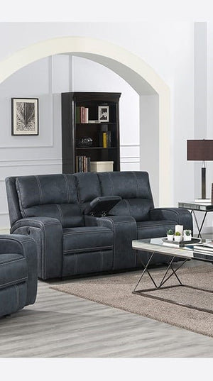 TI 1147B Power Recliner Loveseat [NEW]