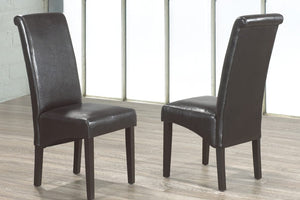 TI 220 Pair of Parsons Chairs [NEW]