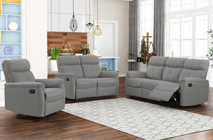 TI-1026 Recliner Loveseat [NEW]