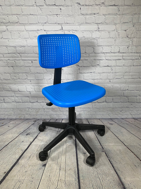 Blue Office Chair [MHF]
