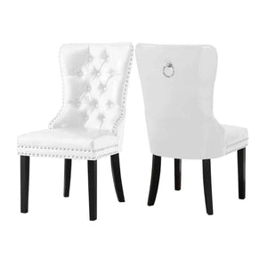 IF C-1151 Dining Chair White [NEW]