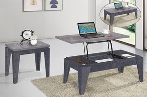 Lift Top Coffee & End Table Set [NEW] - Total Home Consignment