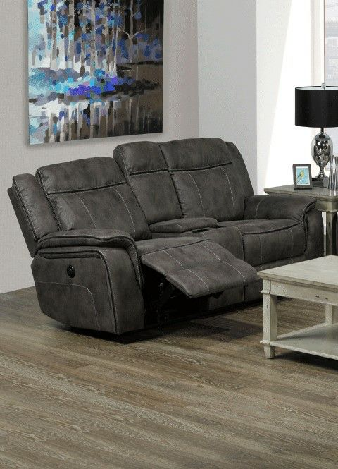 TI 1417 Power Recliner Loveseat [NEW]
