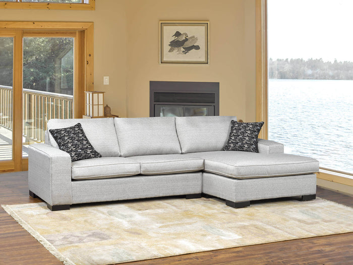 SC-8182-23-21 2 piece Sectional [NEW]