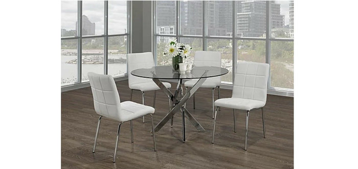IF T-1447 C-1761 5 Piece Dining Set [NEW]