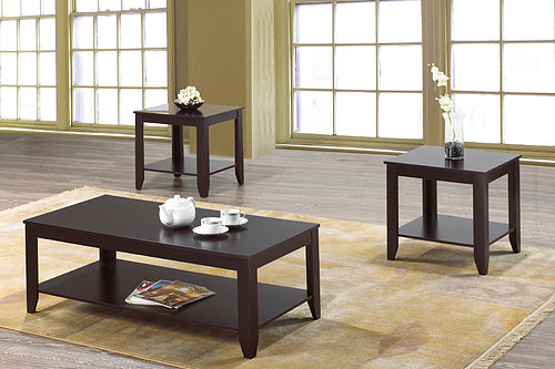 IF 2218 Coffee & End Tables Set [NEW]