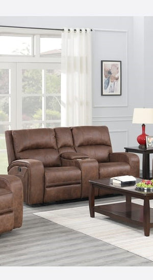 TI 1147C Power Recliner Loveseat [NEW]