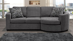 SC-2082-13-23 2 Piece Sectional [NEW]