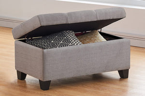 Storage Ottoman [NEW] - Total Home Consignment