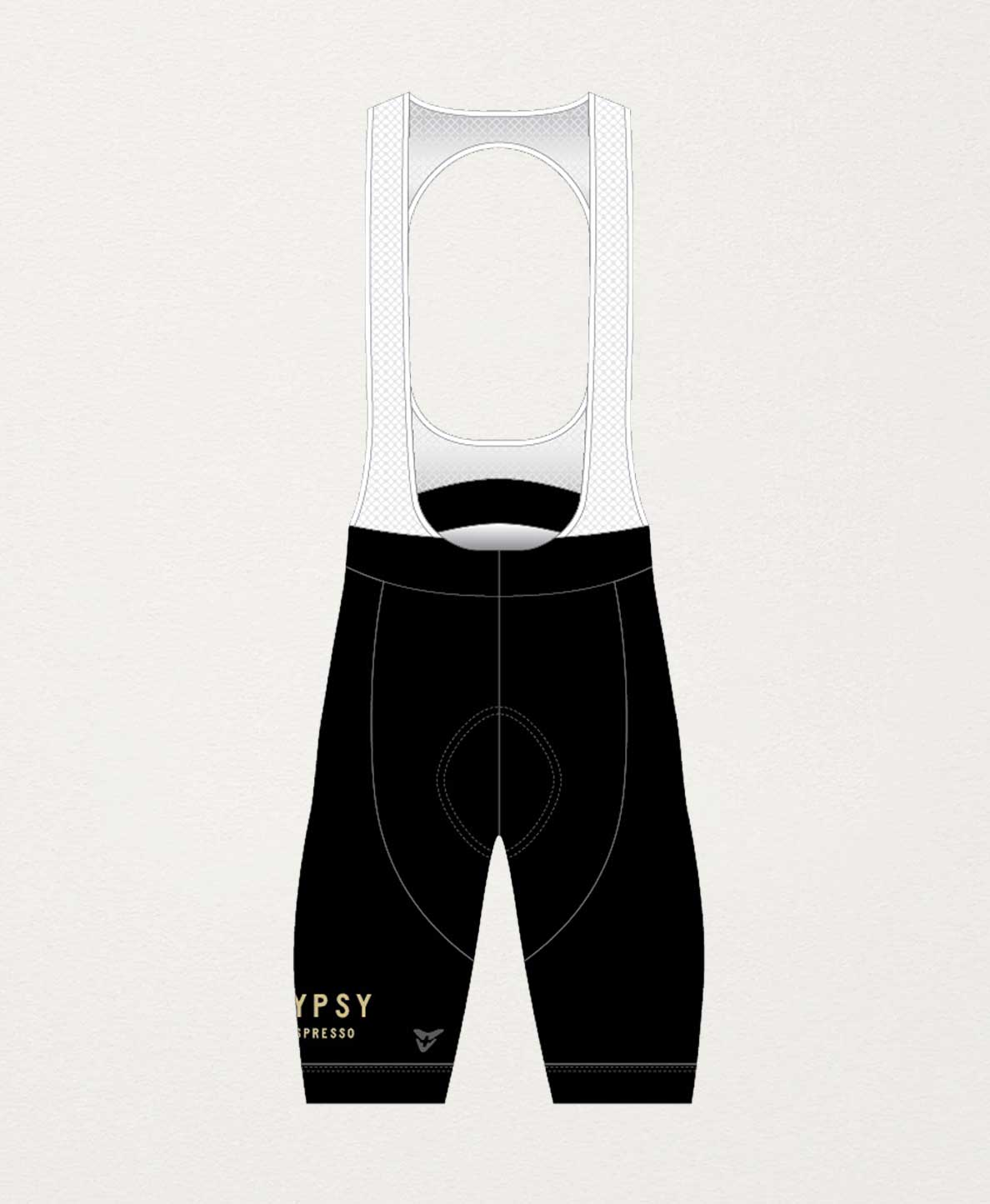 Gypsy Cycle Club - Classic Bib Shorts