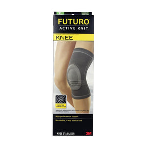 Futuro Active Knit Knee Stabilizer Extra Large