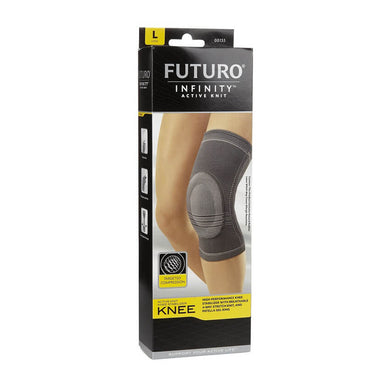Futuro Active Knit Knee Stabilizer Large