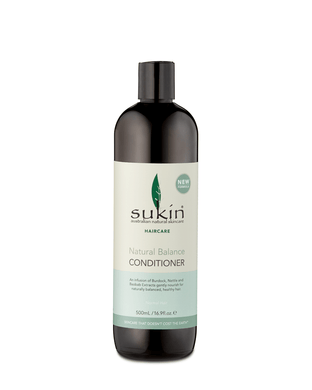 Sukin Natural Balance Conditioner 500 ml - Corner Pharmacy