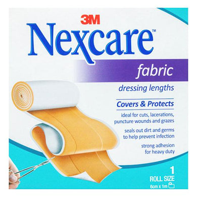 Fabric Covers & Protects 1 Roll Size 6cm x 1m - Corner Pharmacy
