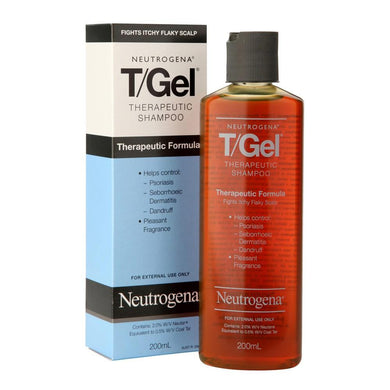 Neutrogena T/Gel Therapeutic Shampoo 200 ml - Corner Pharmacy