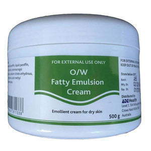 O/W Fatty Emulsion Cream 500g - Corner Pharmacy