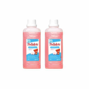 PEDIALYTE Oral Sol Bubblegum 2x500ml