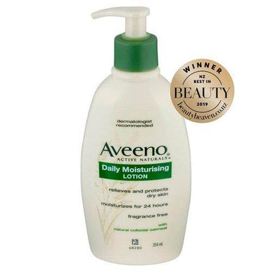 AVEENO Daily Moist Lotion 354ml - Corner Pharmacy