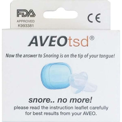 AVEO TSD Anti Snoring Device - Corner Pharmacy