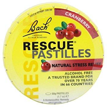 Rescue Remedy Pastilles  50g - Corner Pharmacy