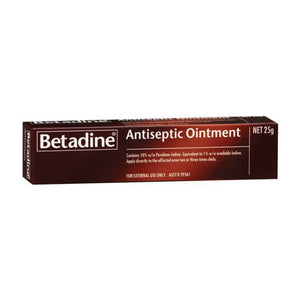 BETADINE Antisep. Ointment 25g