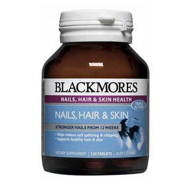 Blackmores Nails Hair Skin Tabs 120