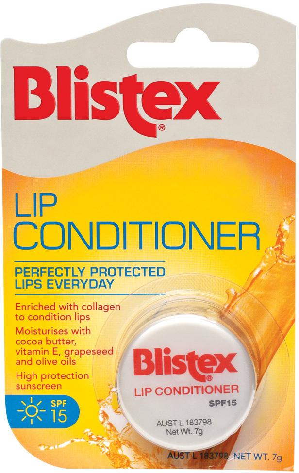 Blistex Lip Conditioner Perfectly Protected Lips Everyday SPF 15 7 g - Corner Pharmacy