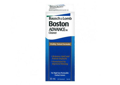 Boston Advance Cleaner Visibly Tinted Formula 30 ml - Corner Pharmacy