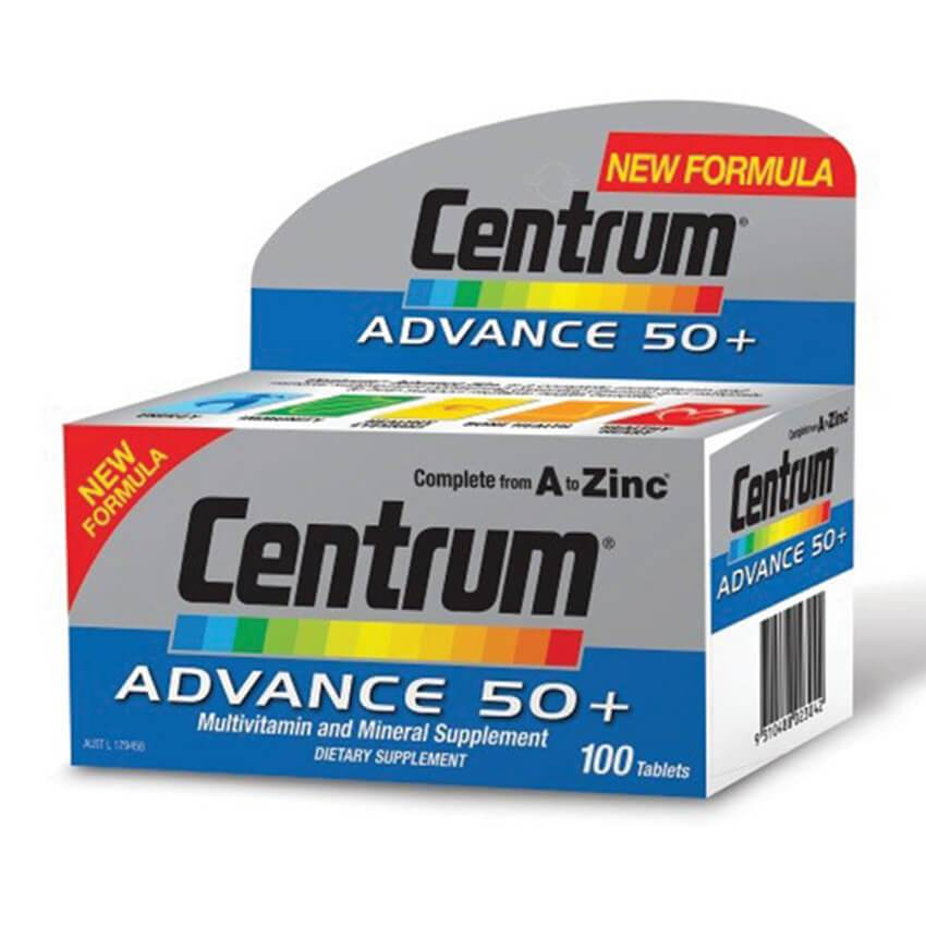 CENTRUM Advance 120s