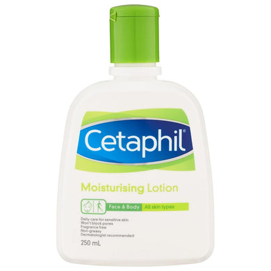 Cetaphil Moisturising Lotion 250 ml - Corner Pharmacy