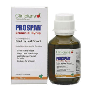 CLINIC. Prospan Bronch. Syrup 100ml