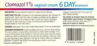 CLOMAZOL 1% Vaginal Cream 35g - Corner Pharmacy