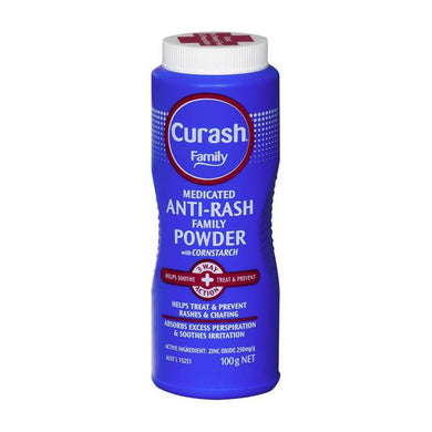 CURASH Medicated Family Powder 100g