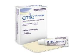 EMLA Cream 5% 5g - Corner Pharmacy
