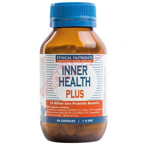 Inner Health Plus 90 Capsules 1 A Day - Corner Pharmacy