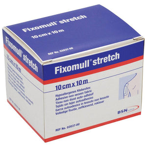 Fixomull Stretch 10cm x 10m - Corner Pharmacy
