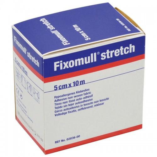 Fixomull Stretch 5cm x 10m - Corner Pharmacy