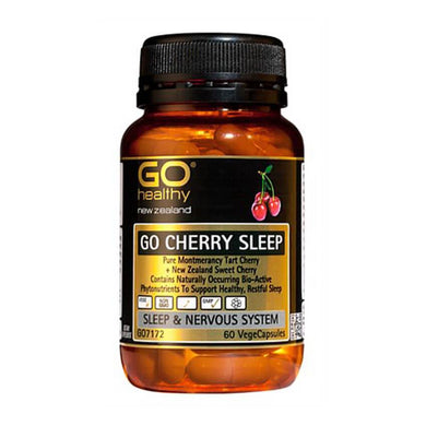 Cherry Sleep 60 Vegicaps - Corner Pharmacy