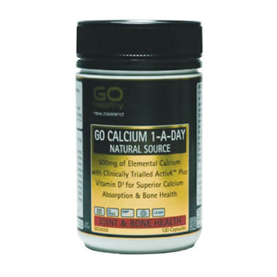 Calcium 1-A-DAY 120 Capsules - Corner Pharmacy