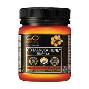 GO Healthy Go Manuka Honey UMF 12+ 250g - Corner Pharmacy