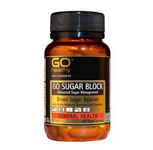 Go Healthy Sugar Block 60s