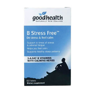 Good Health B Stress Free 60 Tablets - Corner Pharmacy