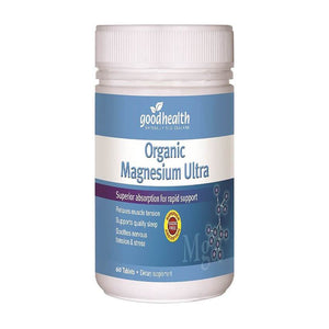 Good Health Magnesium Ultra 60 Tablets - Corner Pharmacy
