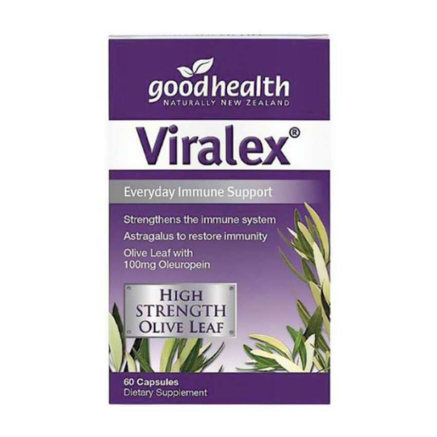 Good Health Viralex Everyday Immune Support 60 Capsules - Corner Pharmacy