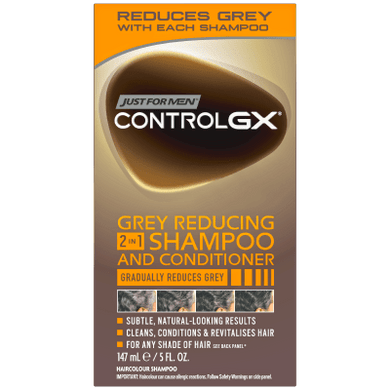 Control GX 2in1 Shampoo and Conditioner - Corner Pharmacy