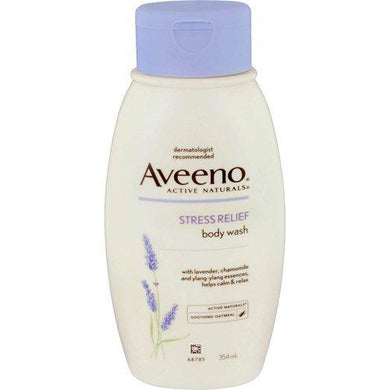 AVEENO Stress Relief Body Wash 354ml - Corner Pharmacy