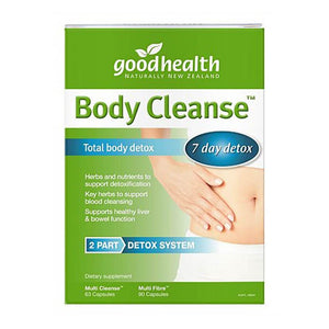 GoodHealth Body Cleanse Total Detox