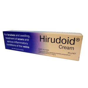 Hirudoid Cream 40 g - Corner Pharmacy